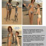 3D Quadrinhos Porno Mãe Tirando A Virgindade Do Filho