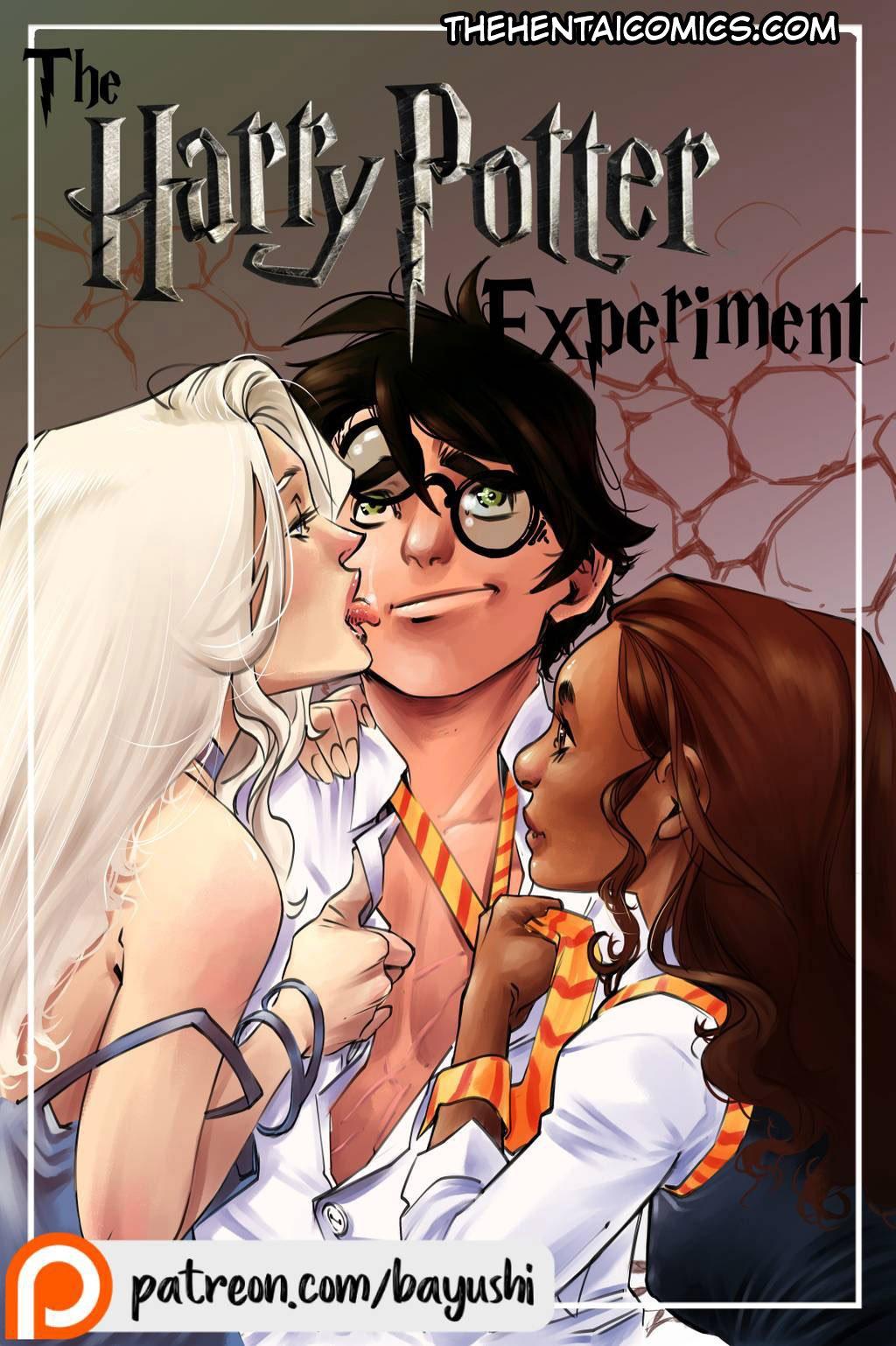 Hentai Harry Potter Porno Feitiços Para O Sexo