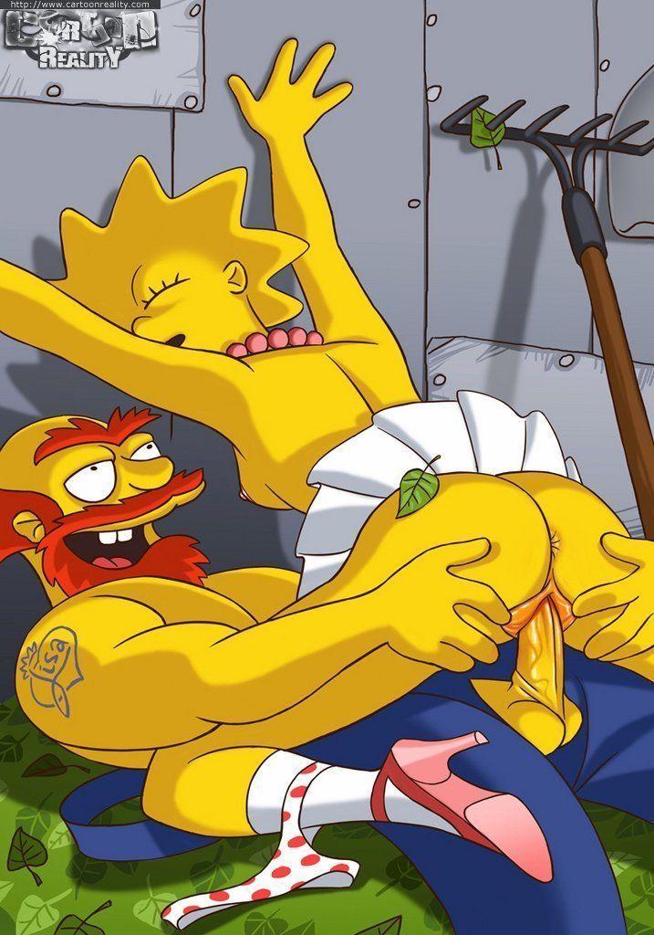 Imagens Porno Hqs Em Quadrinhos Os Simpsons