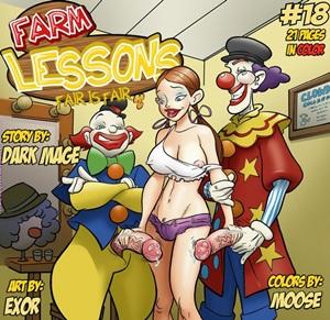 Quadrinhos De Porno Grátis Lições da Fazenda 18