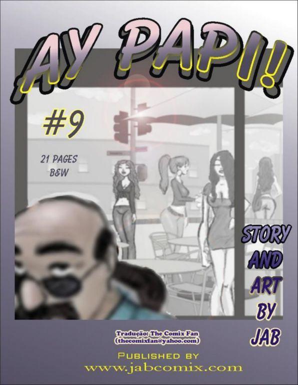 Ay Papi 09 – Historinhas de sexo em família