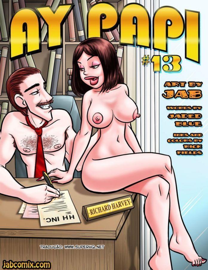 Ay Papi 13 hq de sexo gratis putaria na escola