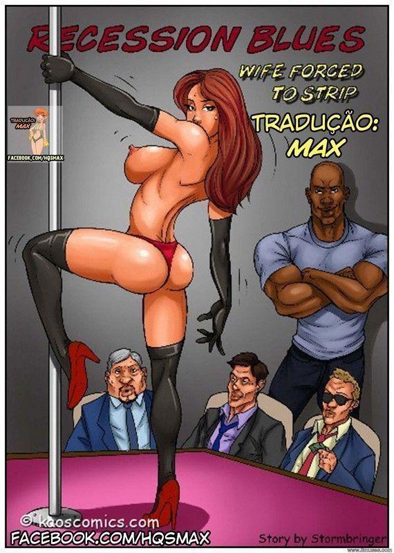 Quadrinhos eróticos corno minha esposa nossa puta