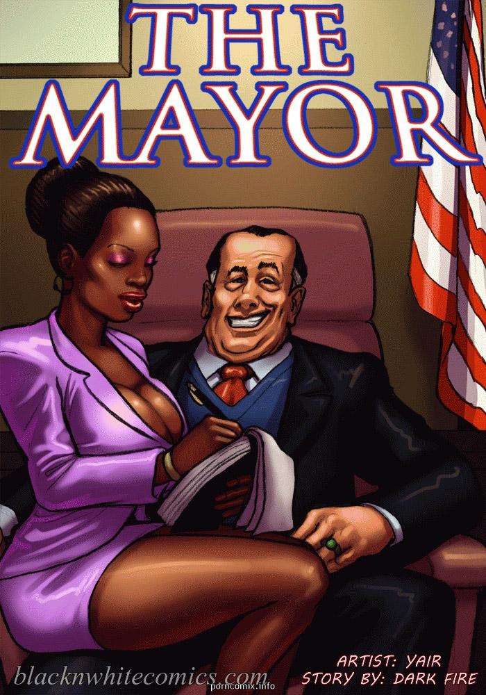 Hentai porno grátis The Mayor 01