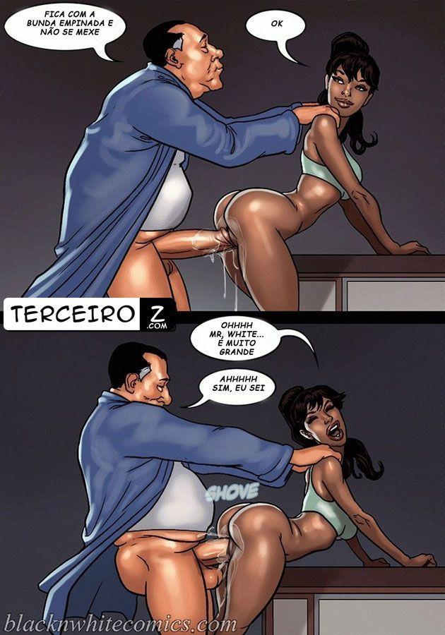 O prefeito tarado 04 quadrinhos de sexo porno