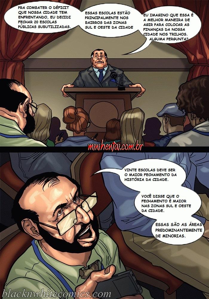 Quadrinhos gratis porno: O prefeito tarado 06