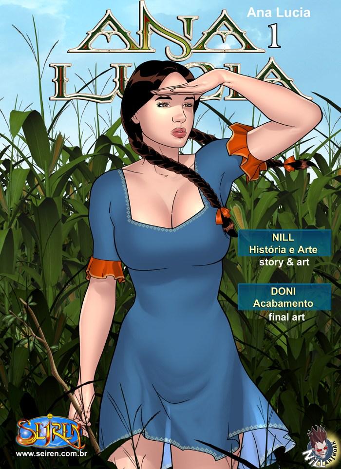 Contos de incesto gratis: Ana Lucia 1