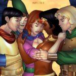Quadrinhos adultos: Caverna do Dragao porno 02