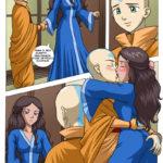 Avatar porno: Quadrinho erótico romântico