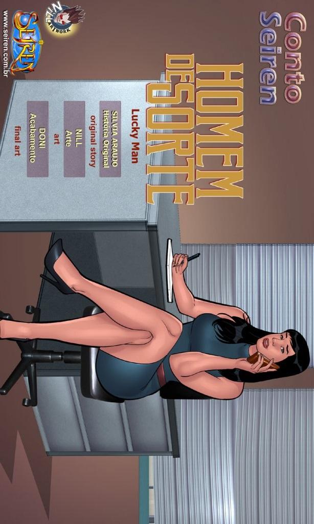 Contos eroticos HQ: Homem de Sorte