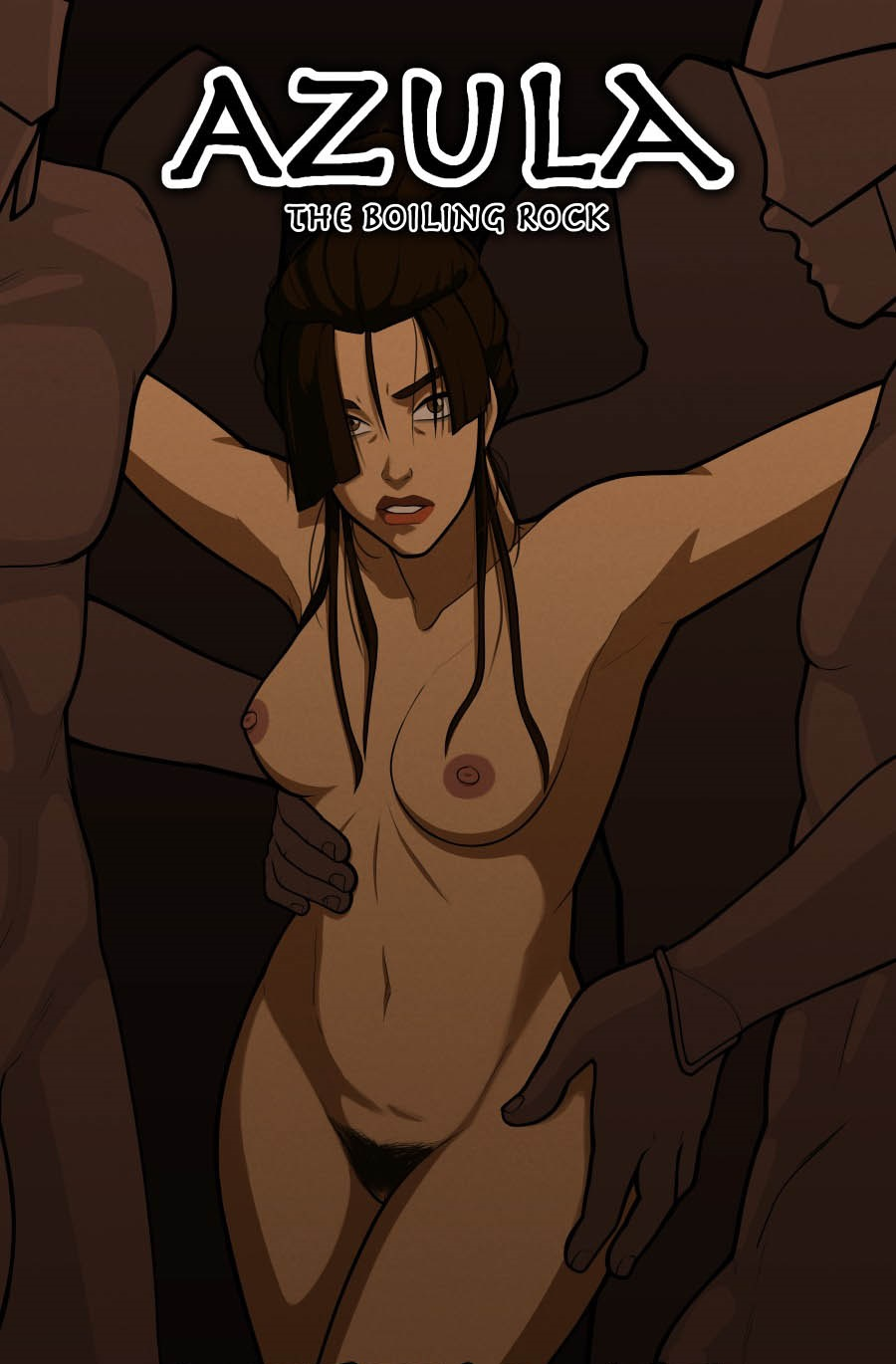 HQ de sexo anal: Azula – The Boiling Rock