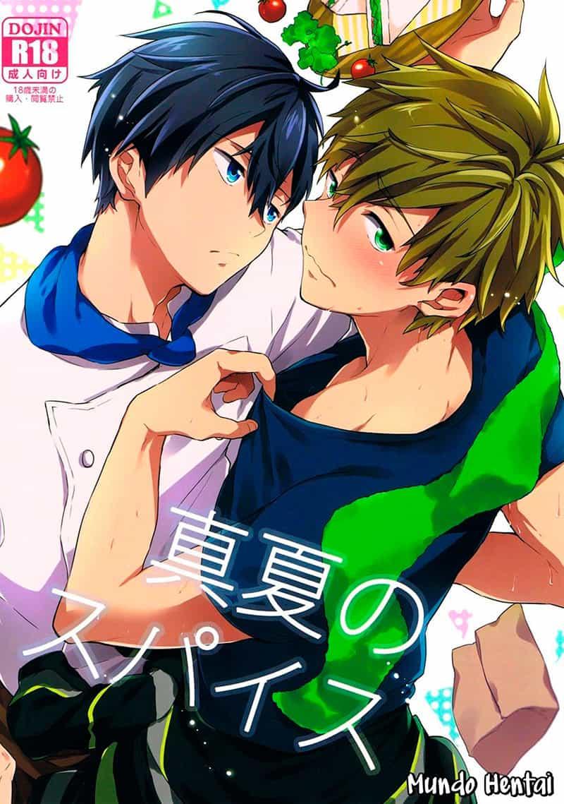 HQdesexo Gay quadrinhos Hentai