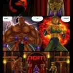 Hentai Mortal Kombat Quadrinhos Eroticos
