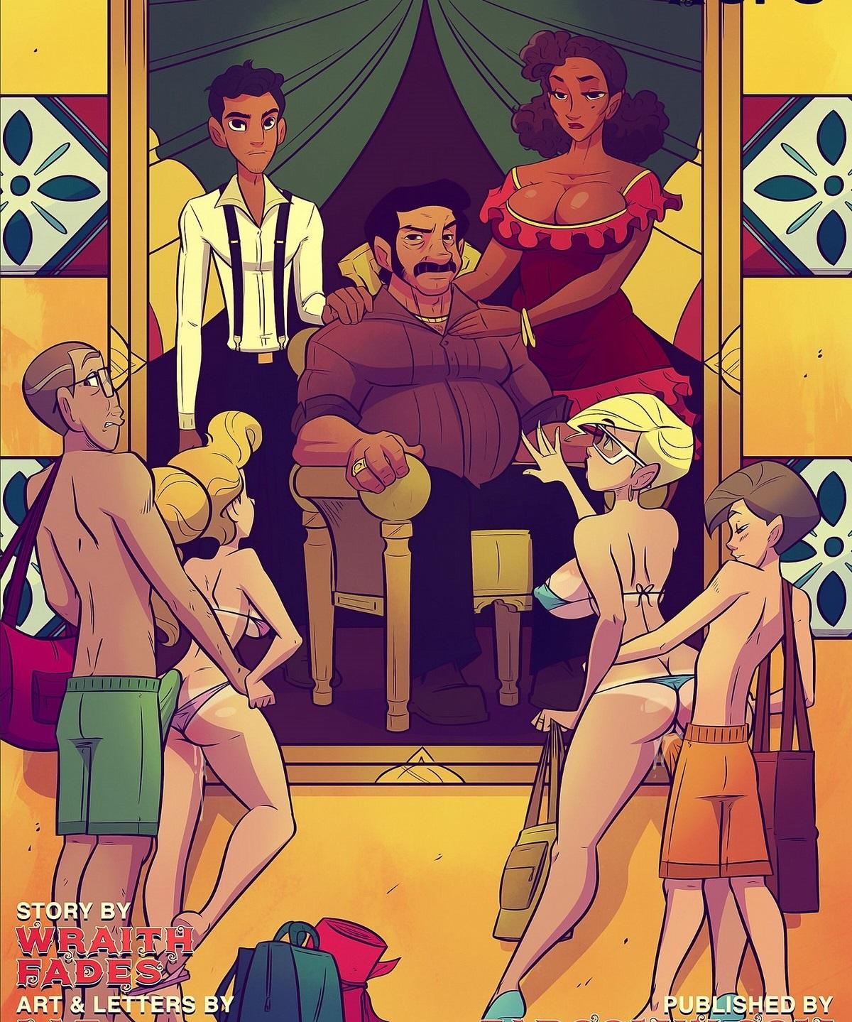 Hentaihome: Porno em quadrinhos xxx