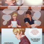 Manga porno Gay: Gays fazendo sexo em quadrinhos