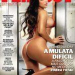 Playboy Famosas Nuas: Atriz Desirée Oliveira Pelada