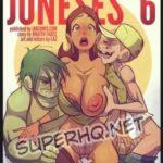 HQ Porno XXX: Mantendo-se com os Joneses 6 – Quadrinhos Incesto