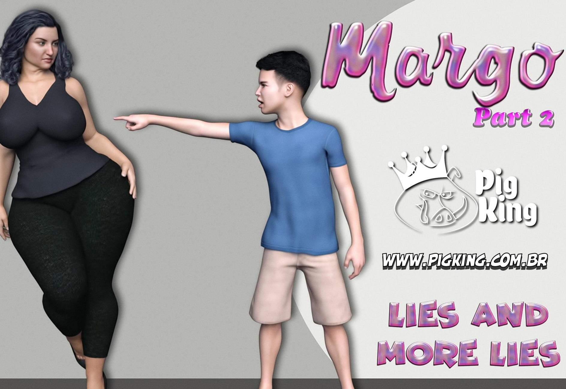 Quadrinhos de sexo 3D: Margo 2