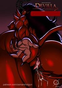 Devilla – Zootopia Hentai