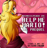 Princess Peach Hentai