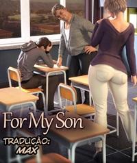 HQ Amadoras 3D – Mae e Filho