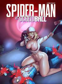 Tracy Scops – Spider-Man vs Screwball