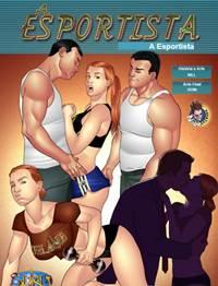 A Esportista 2 – Anal com amantes