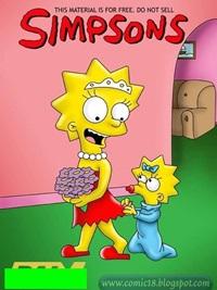Lisa Simpson gozando