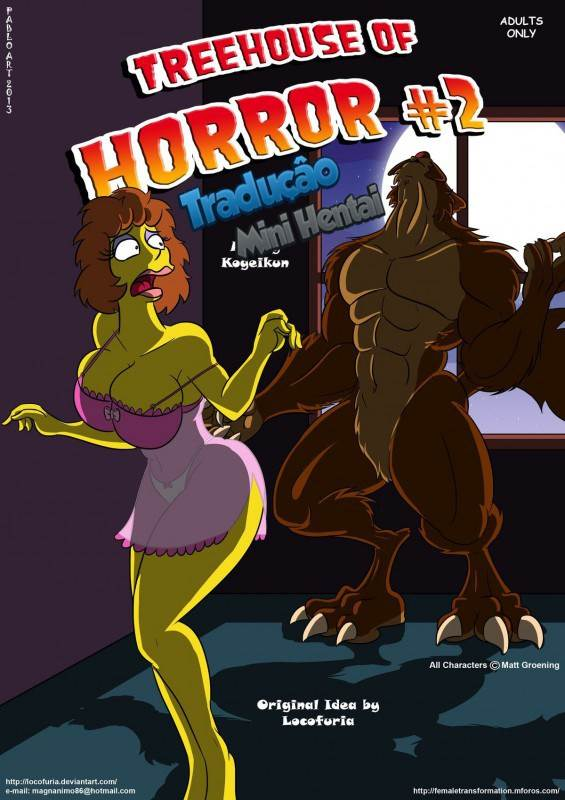 Treehouse of Horror 02 – Simpsons