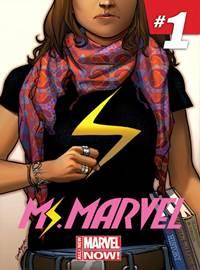 MS. Marvel – Foda Vingadora