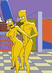 Xvideos animes Simpsons Bart metendo na mamãe