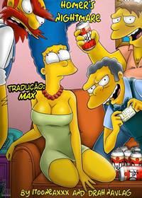 Homer's Nightmare