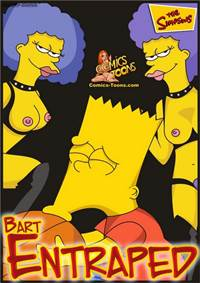 Bart Entrapped