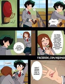 Boku no Hero Academia Diaper Comic