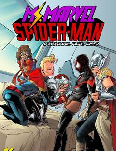 Ms.Marvel & Spiderman 1