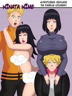 Aventuras sexuais da família Uzumaki