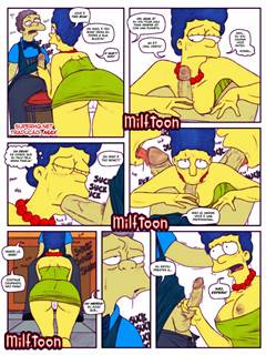 Marge a puta do Moe