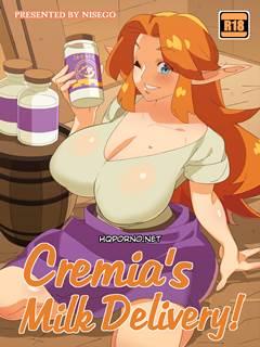 Cremias Milk Delivery