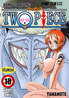 Two Piece – Nami e Arlong metendo