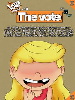 The Loud House – The Vote