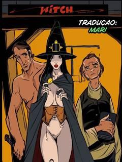 Witch 4 – Peguei minha cunhada bruxinha