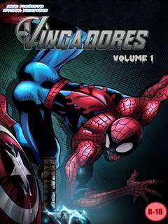 Vingadores gays Thor e Capitão América
