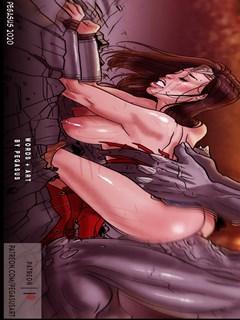 Wonder Woman vs Doomsday