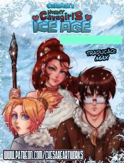 Chesares Horny Cavegirls Ice Age 1