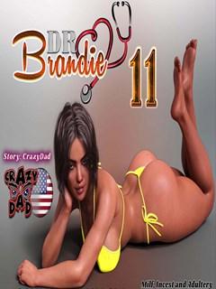 Doctor Brandie 11 – CrazyDad3D