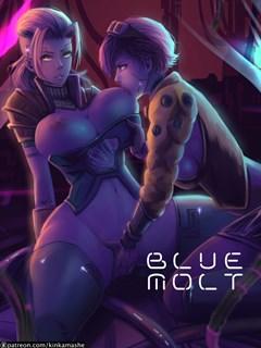 Blue Molt